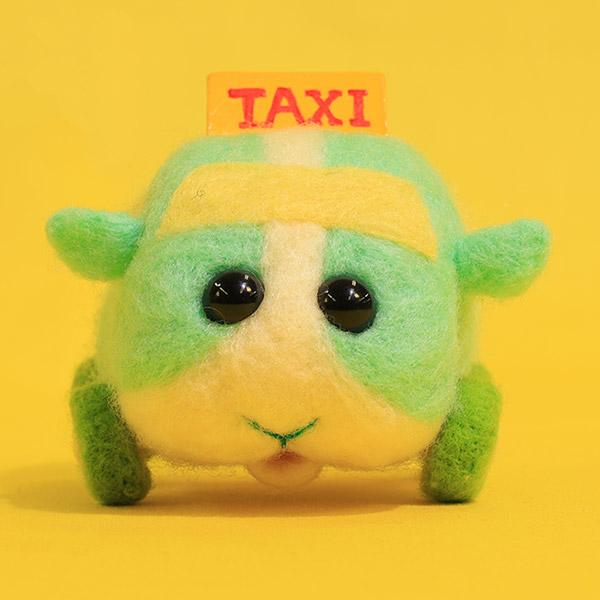 タクシーモルカー