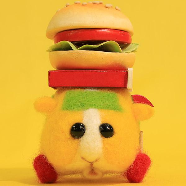 ハンバーガーモルカー